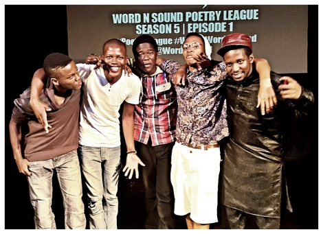 The State of the Nation according to WNS Poetry League Season 5 Episode 1 Top 5