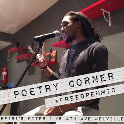 #PoetryCorner1