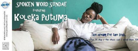 Koleka spoken word sundae